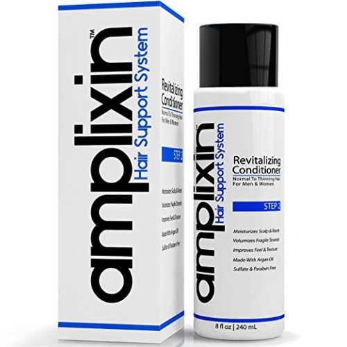 Amplixin for Men & Women- hair growth shampoo