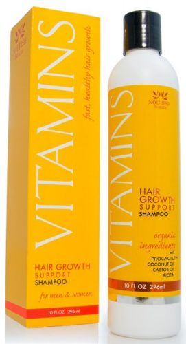 NOURISH Beaute Vitamins Hair Growth Shampoo
