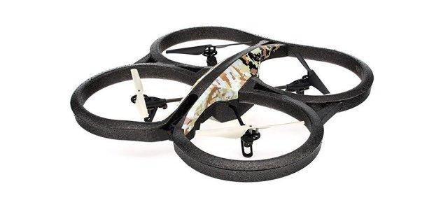 Parrot AR Drone 2.0- drone cameras