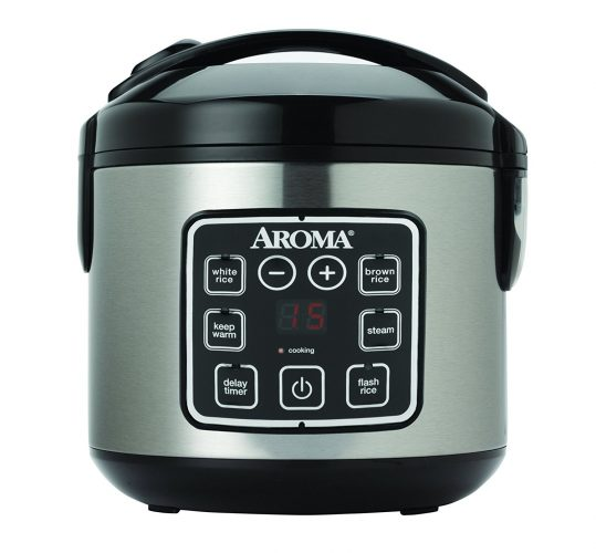 The Aroma Housewares Rice Cooker - Rice Cooker