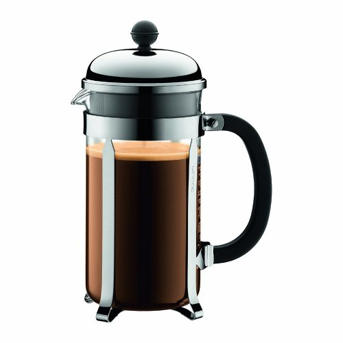 The Bodum Champbord 8 Cup French Press Coffee Makers