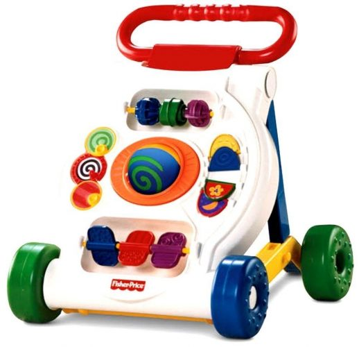 The Fisher-Price K9875 Activity Walker- best baby walkers
