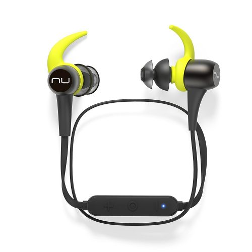 The Optoma NuForce BE Sport3- In-Ear Headphones