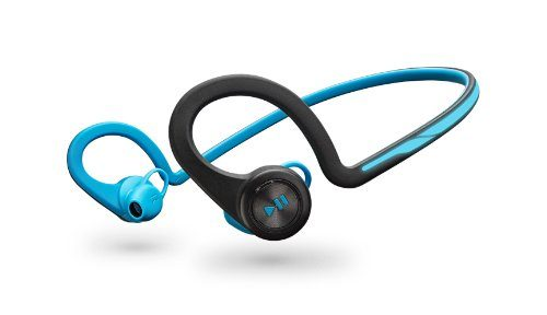 The Plantronics BackBeat Fit - waterproof earbuds