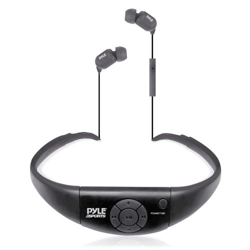 The Pyle PSWBT7BK Waterproof Earbuds - waterproof earbuds