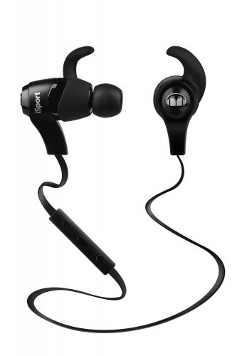 The iSport Bluetooth Wireless In-Ear Headphone - waterproof earbuds