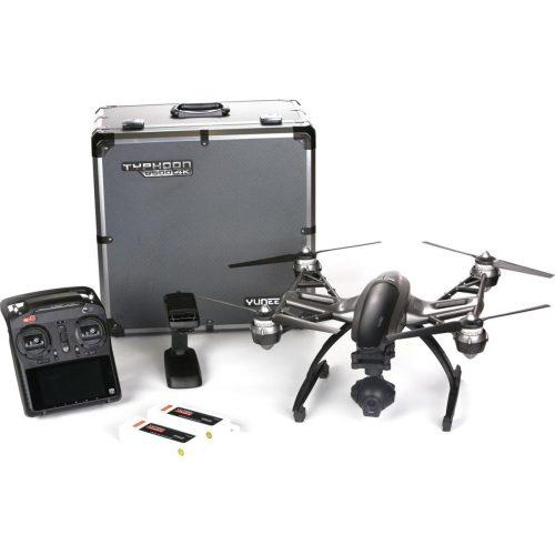 Yuneec Q500 4K- drone cameras