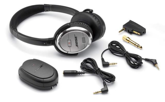 The Bose QuietComfort 3 Headphones-Noise Canceling Headphones