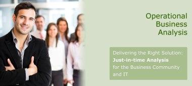 Operational Business Analysis