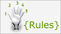 Five rules for effective user stories