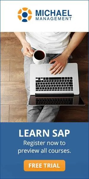 free SAP training, SAP S/4HANA, ECC, SAP Fiori, ABAP