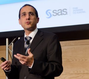 Rui Rosa, Business Developer Manager do SAS Portugal