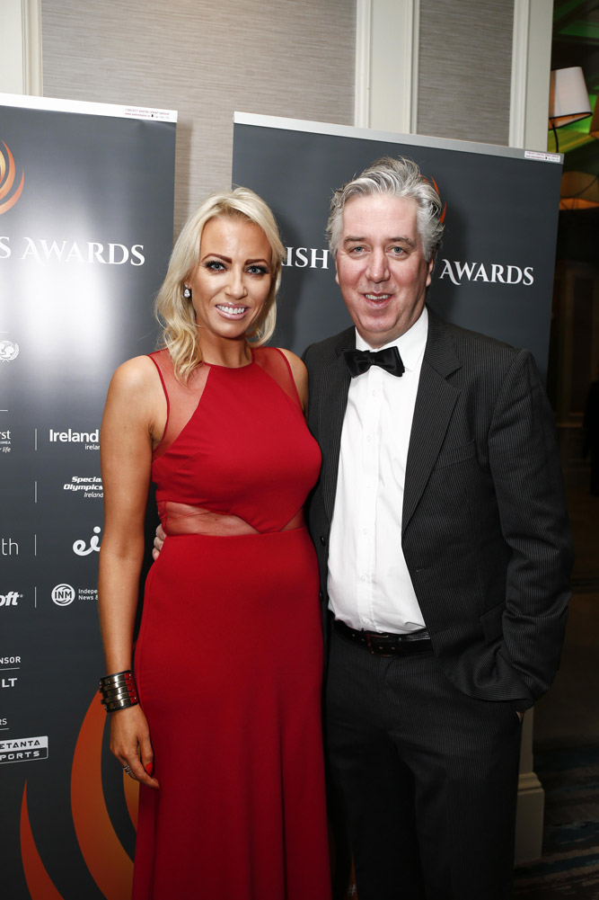 Emma English And John Delaney FAI Business Amp Finance