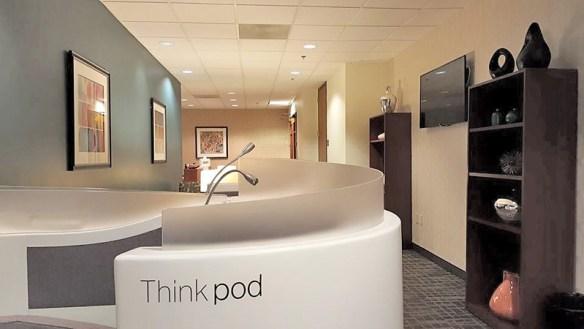 Think Pod Work Station