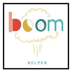 Boom Magazine supporter of Business Belper
