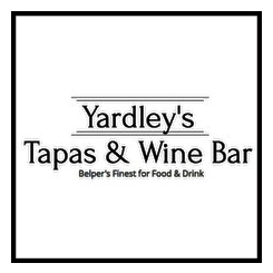 Yardleys Bar supporters of Business Belper
