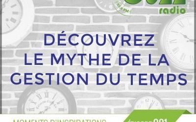 Chronique: Le mythe de la gestion du temps