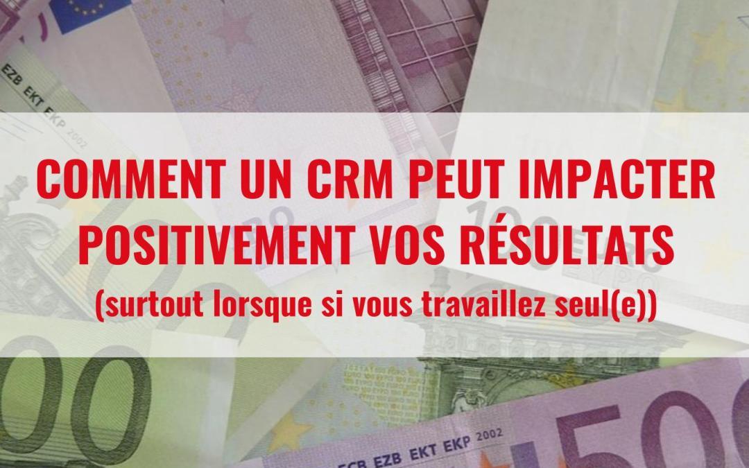 Améliorer sa relation commerciale et augmenter ses bénéfices avec un CRM ?