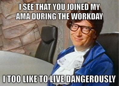 Bill Gates Riddit