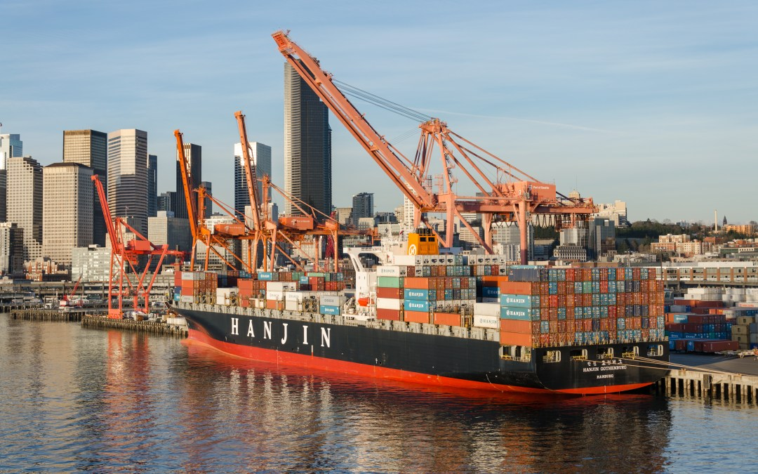 Global Trade Systems Need Efficiency and Redundancy