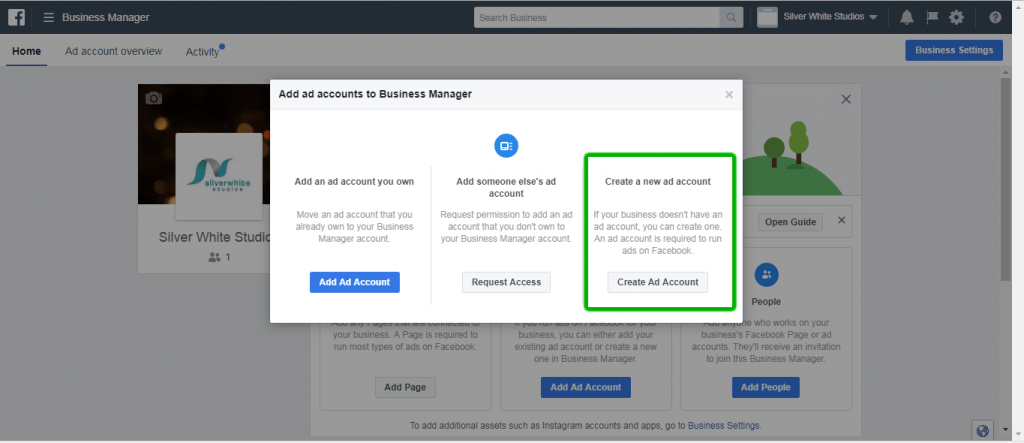 Making payments for Facebook and Instagram Ads