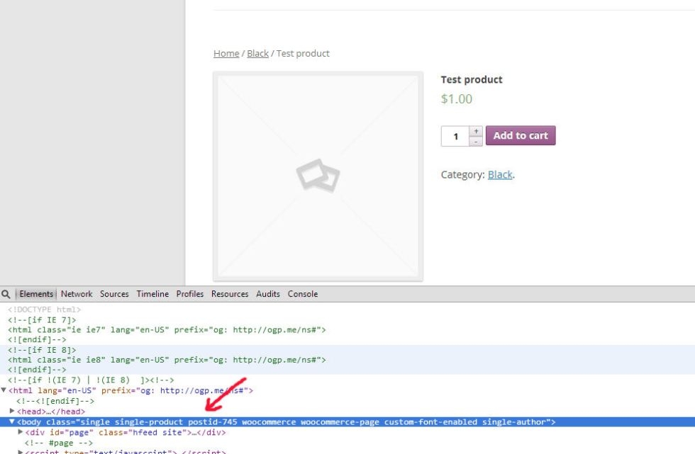 woocommerce-css-target-product-single