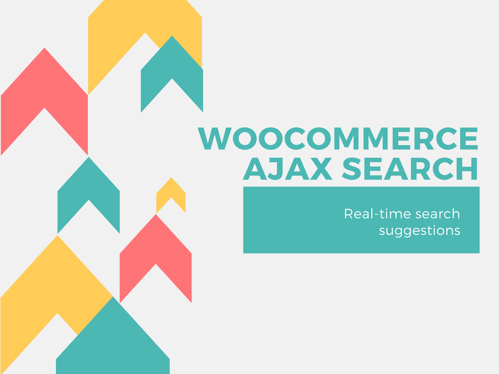WooCommerce: How to Show Product Search Suggestions?