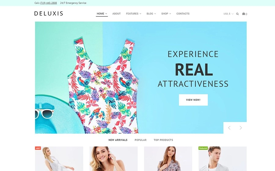 6863115e7a1 Maybe this is the right time to update your clothing WooCommerce store and  give a more professional look to your fashion business…