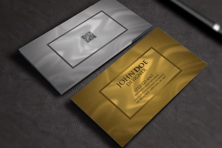 Free Luxury Business Card PSD Template   Business Cards Templates Free Luxury Business Card PSD Template