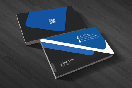 Free Thick Business Card PSD Template   Business Cards Templates Free Thick Business Card PSD Template