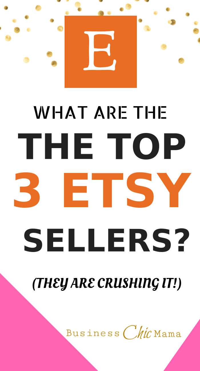 What Are The Top Etsy Sellers