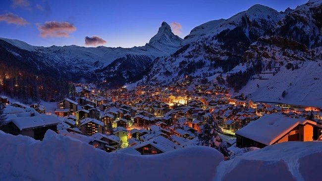 TRANSFER TO ZERMATT