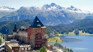 Limousine Transfers to St.Moritz