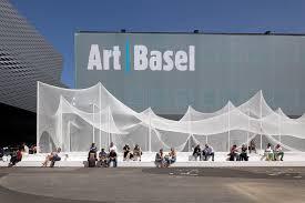 art basel limousine