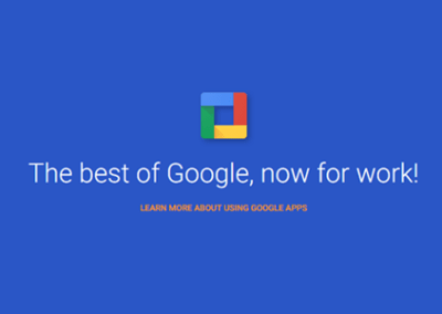 The New Apps Launcher Landing Page