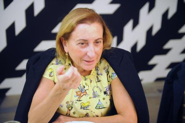 Creativity In Fashion Muiccia Prada Interview about creativity