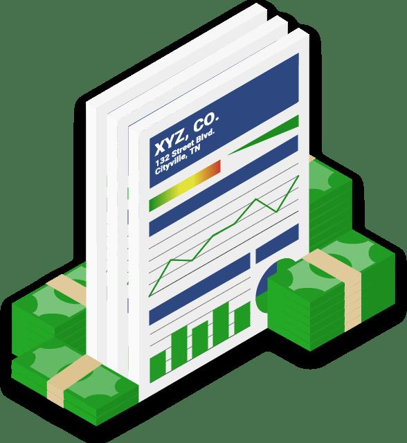 Comprehensive Reports Graphic