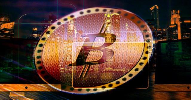 Bitcoin crolla