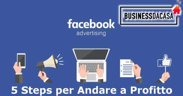 Come fare pubblicità su Facebook: 5 semplici steps
