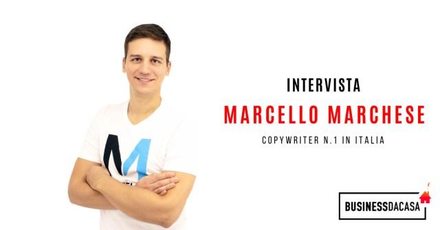 Intervista a Marcello Marchese: esperto di copywriting e fondatore di CopyMind