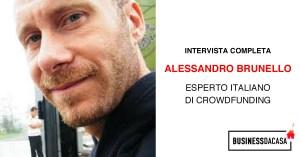 Alessandro Brunello Crowdfunding