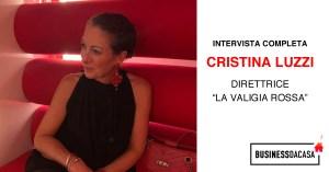 """Cristina Luzzi """"La Valigia Rossa"""""""