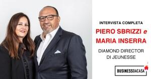 Piero Sbrizzi e Maria Inserra Intervista: Diamond Director di Jeunesse