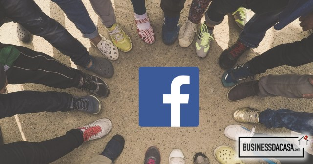 sponsorizzare gruppi Facebook