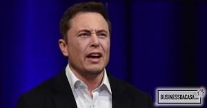 Elon Musk è il 5° uomo più ricco del mondo