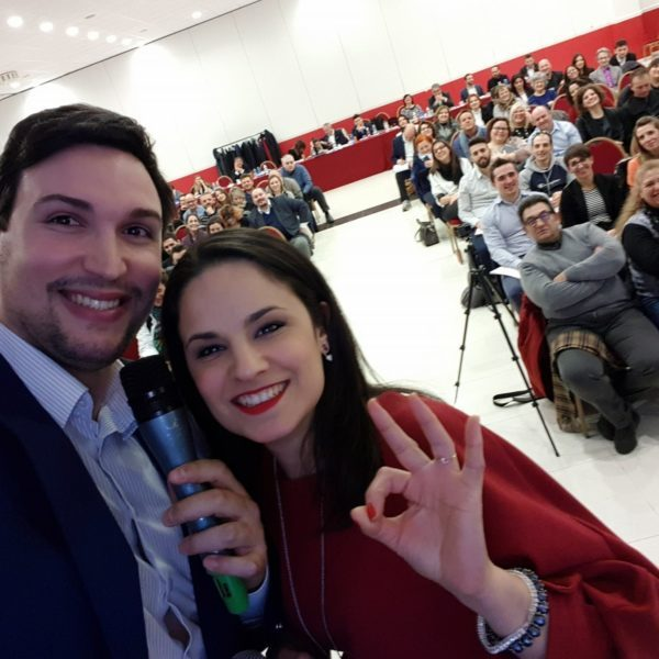Andrea Sola e Alessandra Dell'Omo