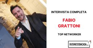 Fabio Grattoni networker