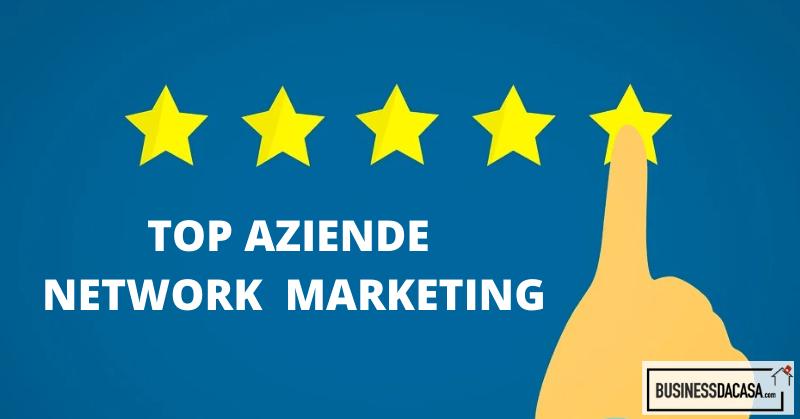 aziende di network marketing