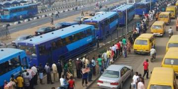 BRT begins disinfection of buses against Coronavirus - Businessday NG