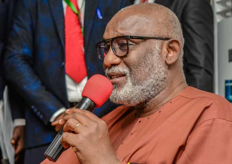 Coronavirus: Ondo confirmed case is military officer- Akeredolu - Businessday NG